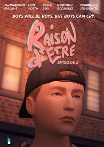 Raison Detre Poster