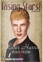 Rising Stars Oliver Harris