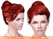 sims hairs - free 3 hairstyles