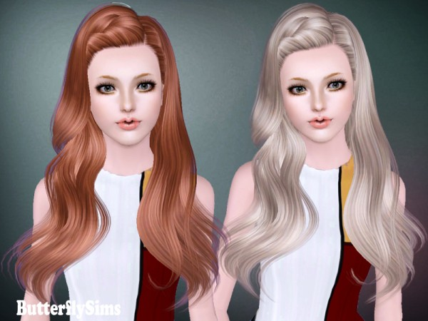 Sims 3 Hairs For Toddlers And Children Archive