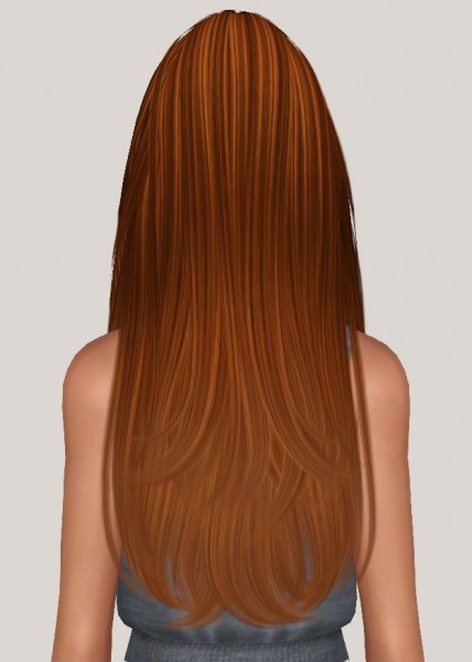Nightcrawler BreakFree And Trixie Hairstyle Retextured By