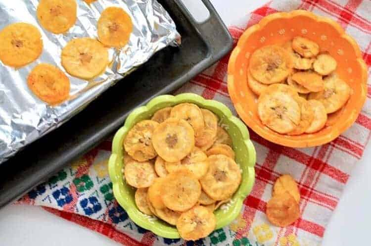 How to cook Salt n' Peppa Plantain Crisps