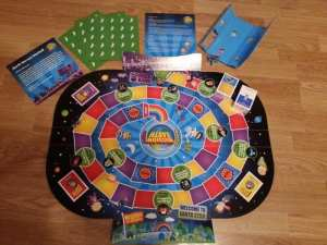 Mission Earth Board Game from Gibson Games