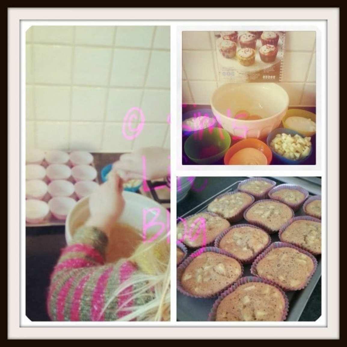 Flora Cuisine Apple Cakes Recipe