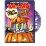 Tom and Jerry Trick & Treats DVD