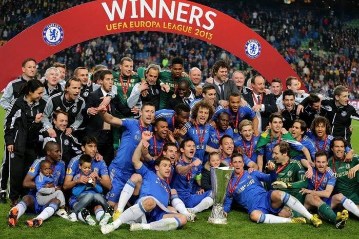 Chelsea UEFA Cup