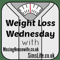 Weight Loss Wednesday Linky