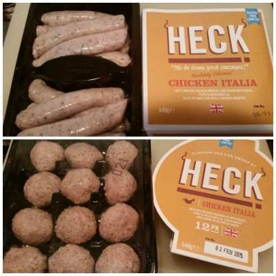 Heck Chicken Italia
