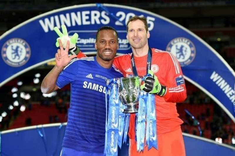 Chelsea Capital One Cup Winners 2015