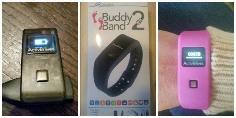 Buddy Band 2