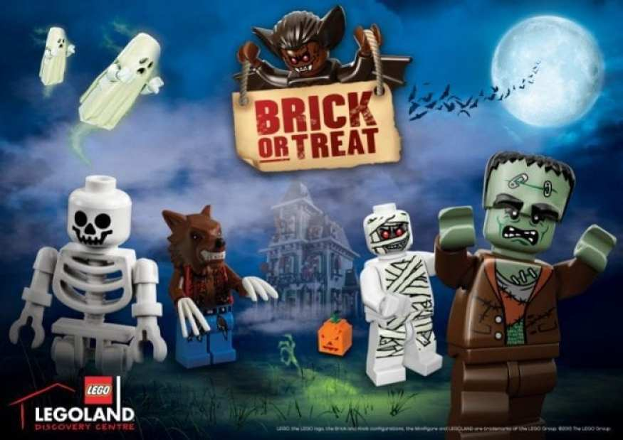 Halloween Fun At SEA LIFE and LEGOLAND Discovery Centres in