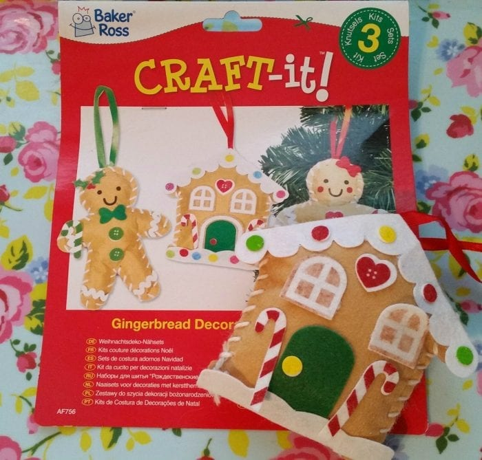 Christmas Crafts From Baker Ross
