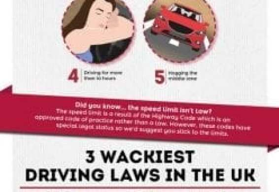 Weird driving laws