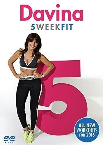 Davina 5 Week Fit DVD