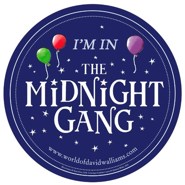 The Midnight Gang from David Walliams