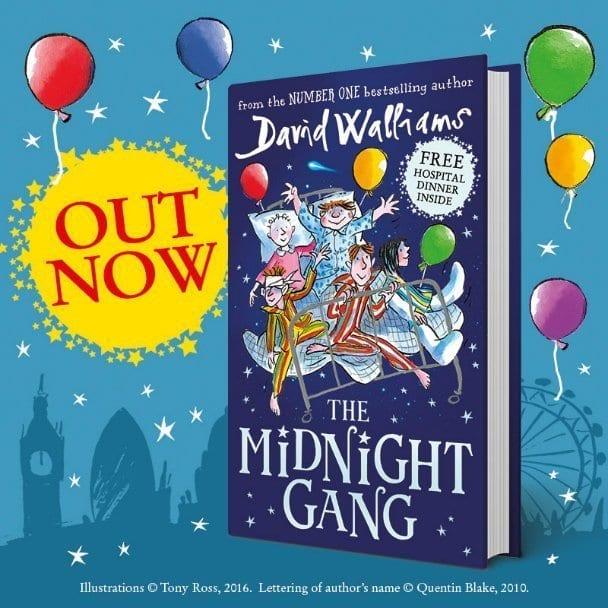 The Midnight Gang from David Walliams