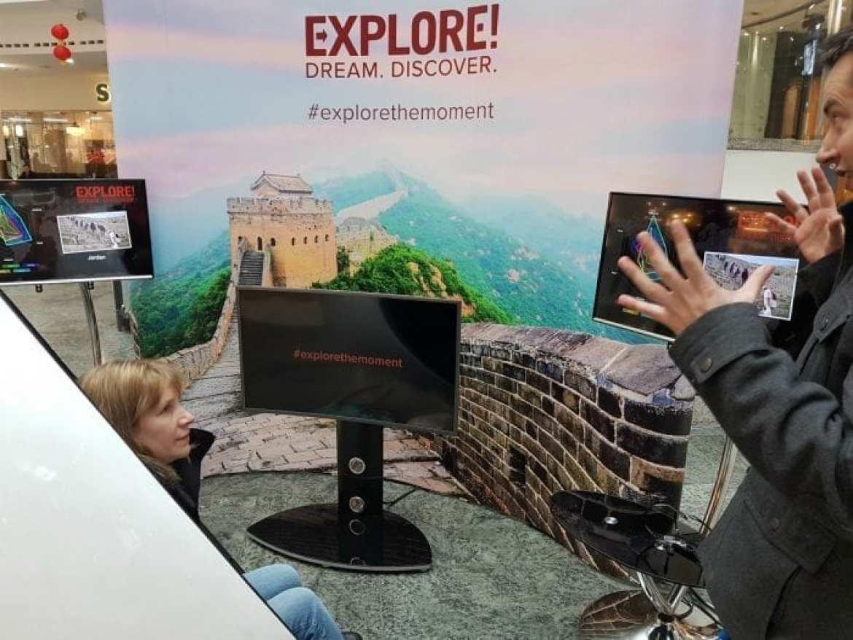 Explore Travel Pod