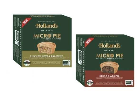 Holland's Pies Giveaway