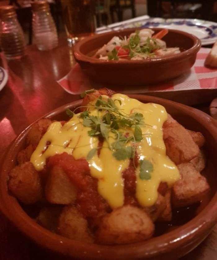 La Tasca Patatas Bravas