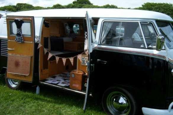 Benefits to campervan conversion