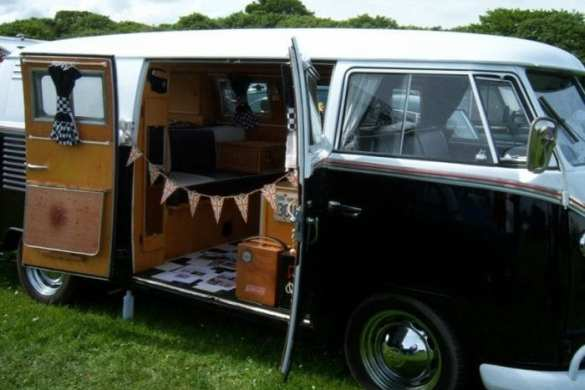 Benefits to campervan conversion
