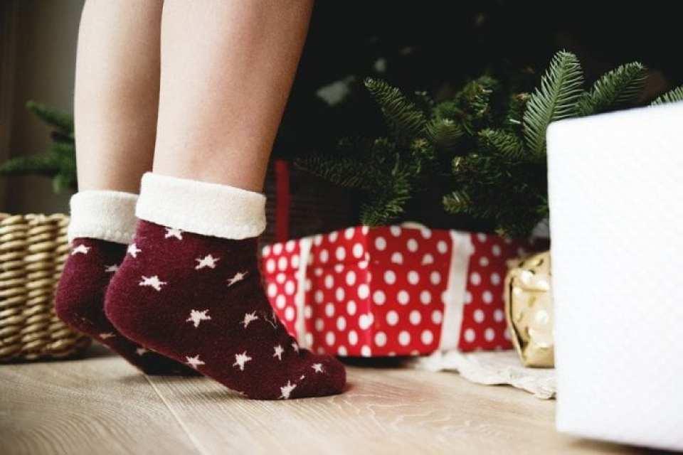 Christmas-parcel