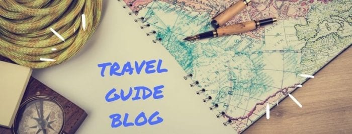 Travel Guide Blog - what have I been doing recently