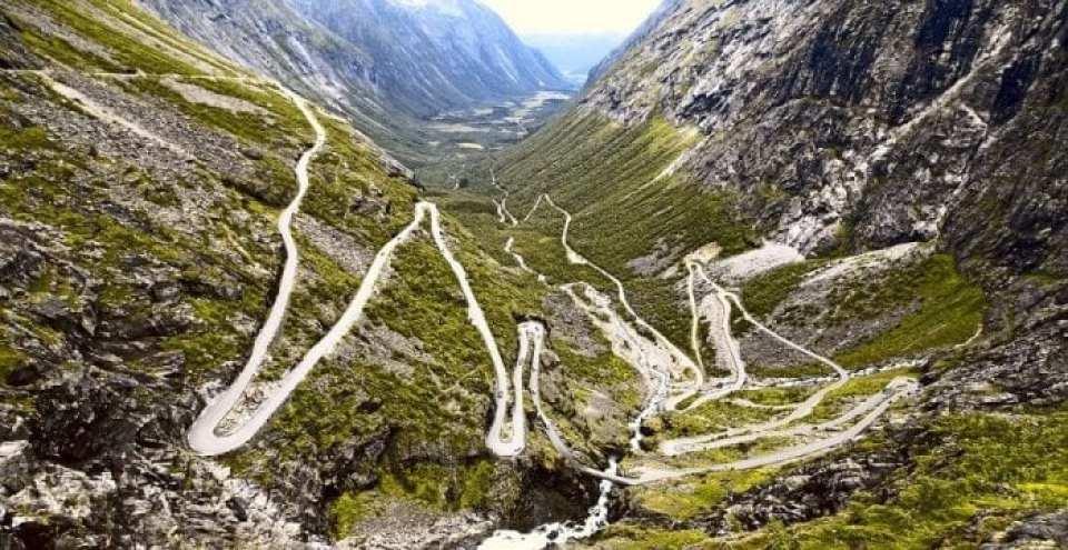 road trip Trollstigen, Norway