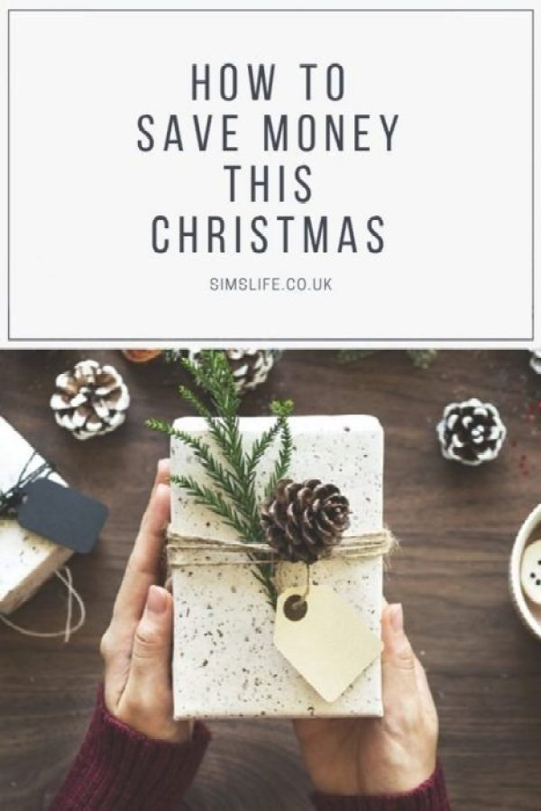 save money this Christmas