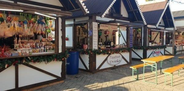 Alpine Village Trafford Centre markets