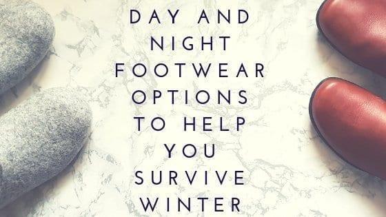 Footwear winter