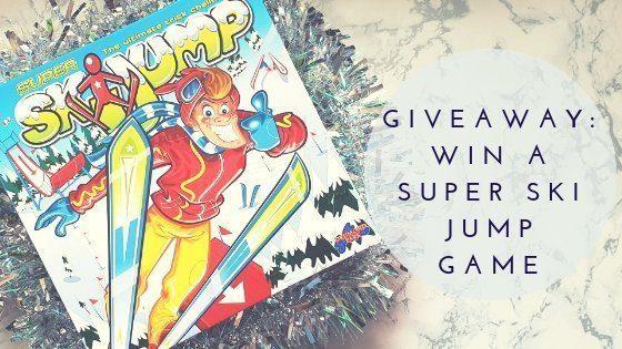 Win a Super Ski Jump Game