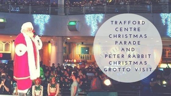 Trafford Centre Christmas Parade