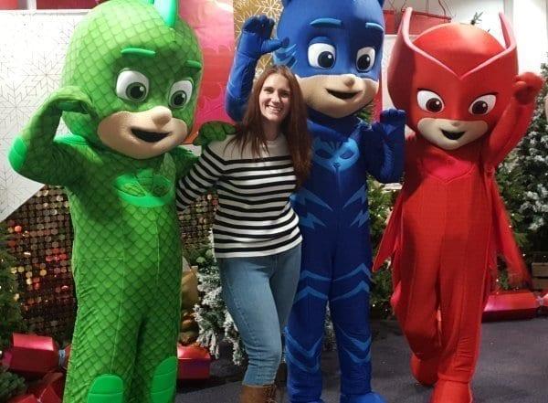 Trafford Centre Christmas Parade Meet and Greet
