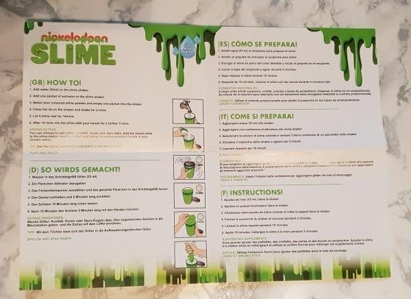 Nickelodeon Slime Station