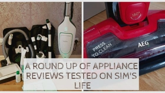 A Round Up Of Appliance Reviews Tested On Sim's Life