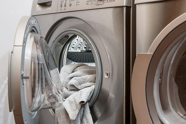 Save energy when doing your laundry
