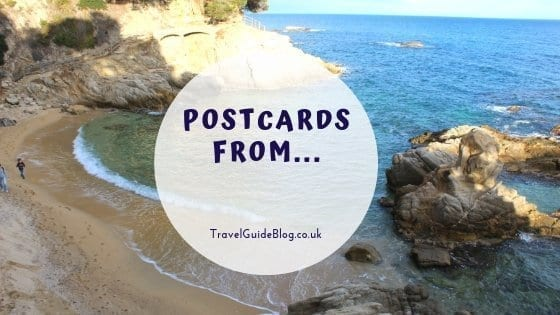 Postcards From Link Up image