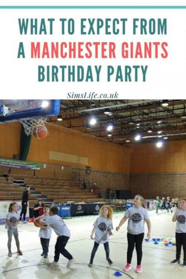 Basketball Birthday Party