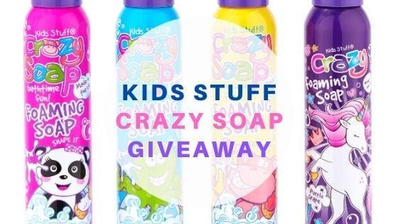 Kids Stuff Crazy Soap Giveaway