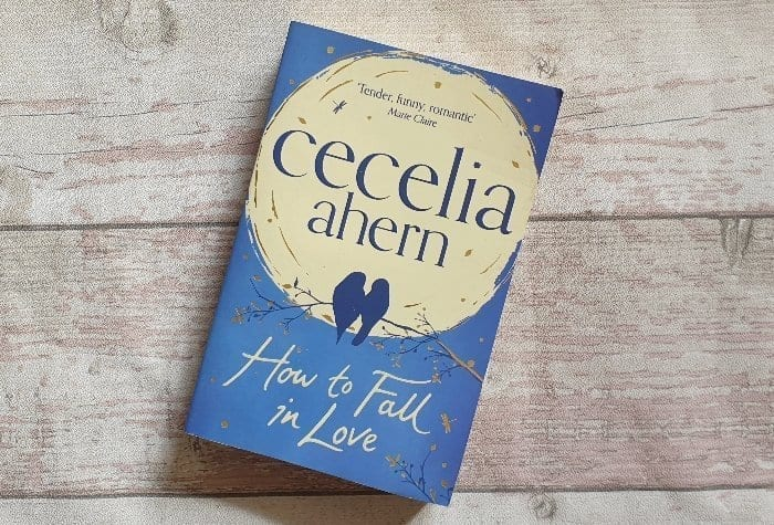 Surviving lockdown with a Cecelia Ahern novel