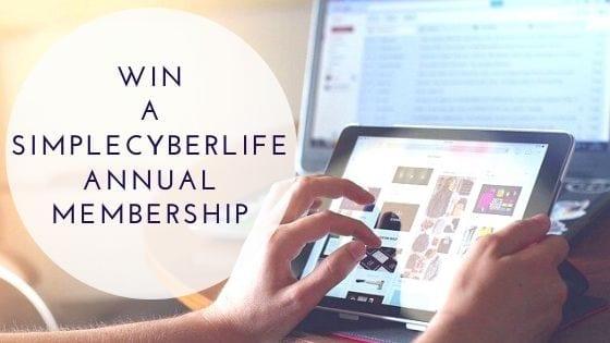 Win a SimpleCyberLife annual membership