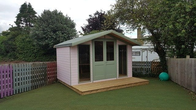 making the most of your outdoor space with a garden room