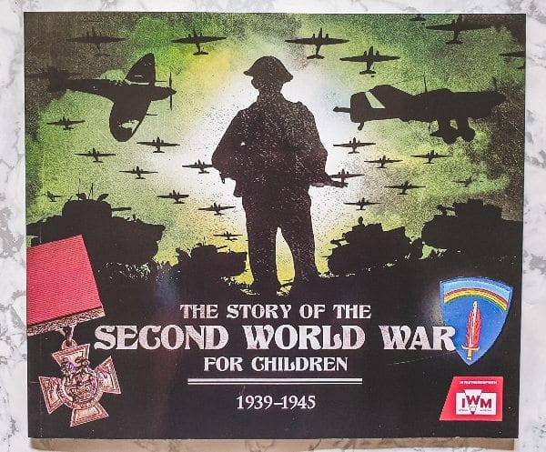 Story of the Second World War for Children