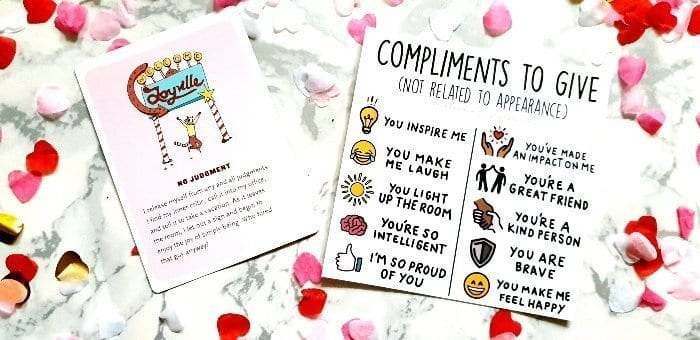 Teen Calm Affirmation Cards