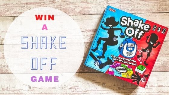 Win a Shake Off Game