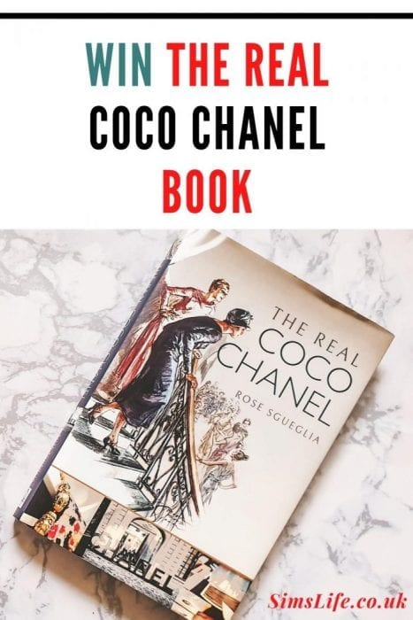 The Real Coco Chanel Book Giveaway