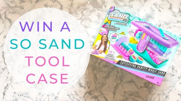 Win a So Sand Tool Case