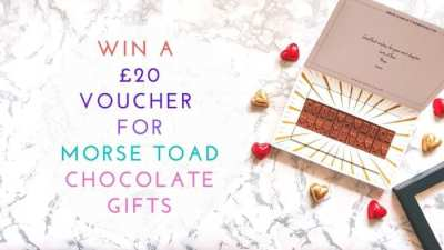 Win a £20 voucher for Morse Toad Chocolate Gifts