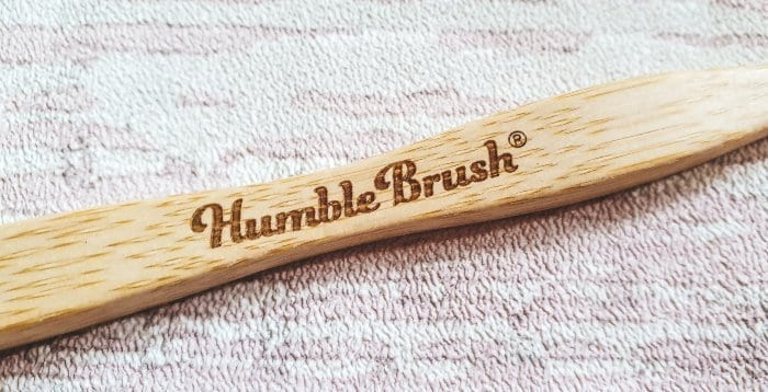 Eco friendly Bamboo toothbrushes from Humble